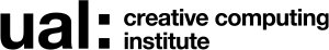 UAL Creative Computing Institute Logo
